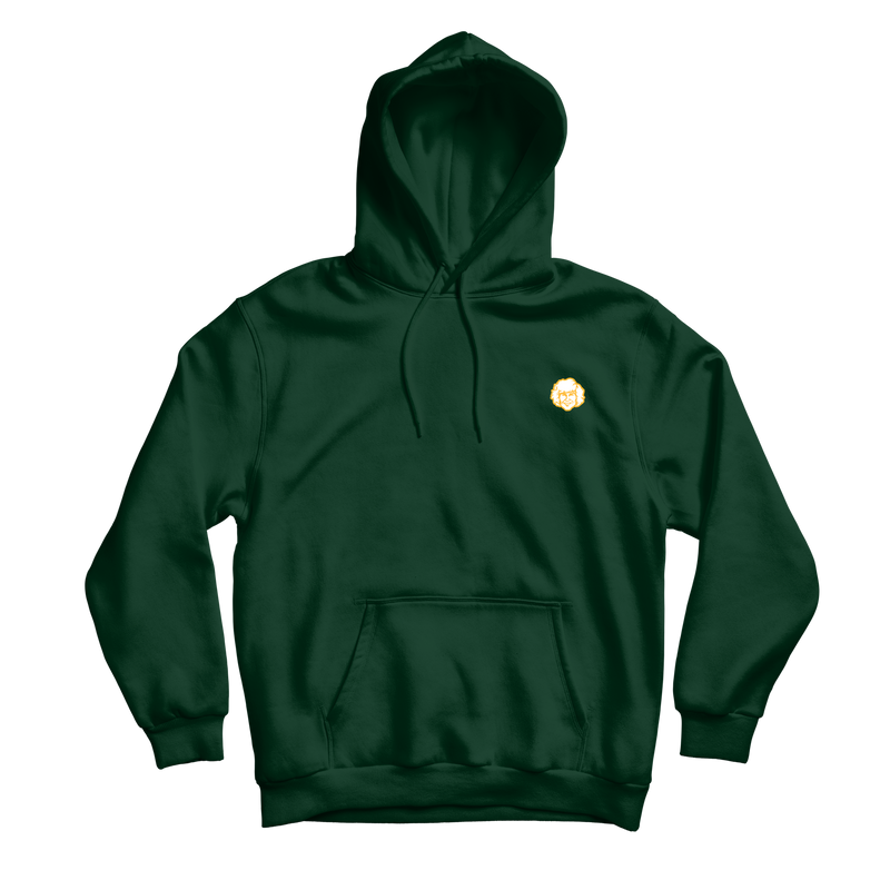 Danny Duncan Logo Forest Green Hoodie
