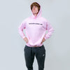 Legalize Eating Ass Hoodie Light Pink