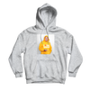 Papa Jim Heather Grey Hoodie