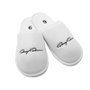 Danny Duncan Signature White Slippers
