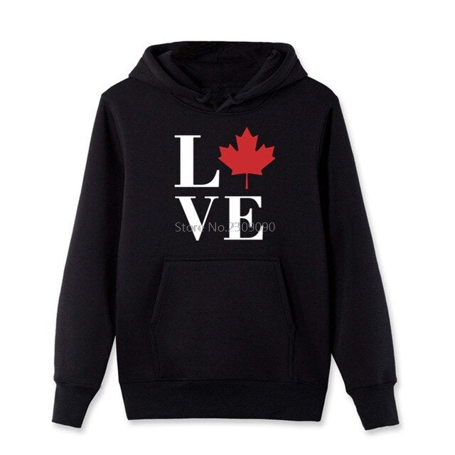 Men's Love Canada Sweatshirt
