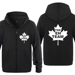 Canadian Pride The EH Team Hoodie
