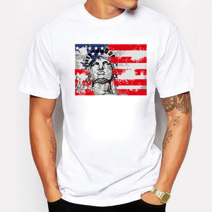 Statue of Liberty Men's T-shirt