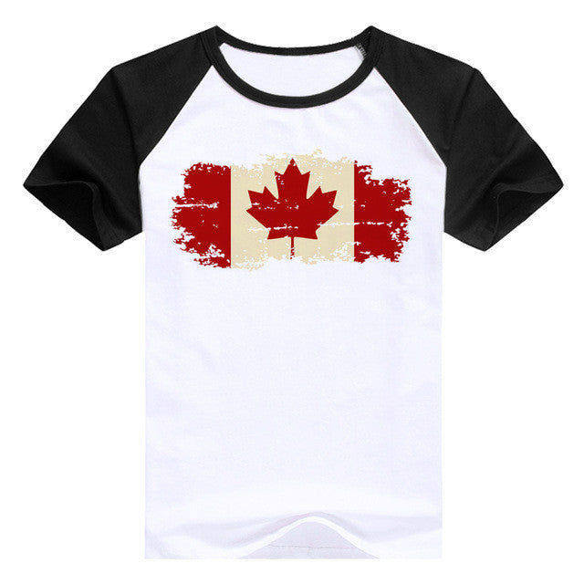 Maple Leaf Men's T-shirt