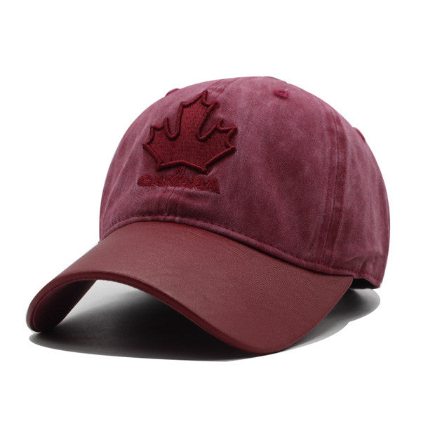 Canada Gorras Embroidered Hat