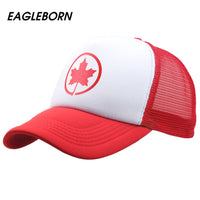 Canada Maple Leaf Unisex Hat