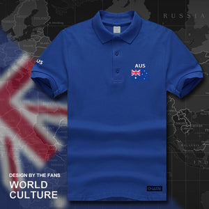 Aussie Men's Polo Shirt