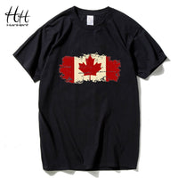Canada Flag Style T-shirt