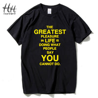 Inspirational Men's T-shirt