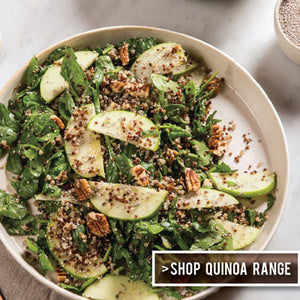 Quinoa – The mother of all grains