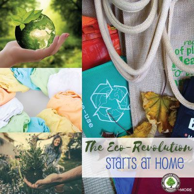 The Ecological Revolution Starts At Home