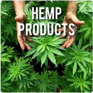 Hemp? Yes, I buy Hemp products online!