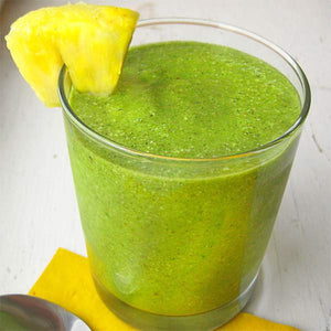 The AOP Smoothie Series: Smoothie#3 - Super Greens infused with Pineapple Juice