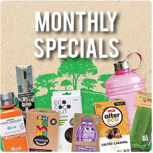 Monthly Health Store Sale