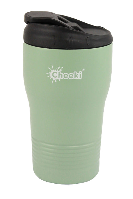 CHEEKI Coffee Cup - 310ml Pistachio