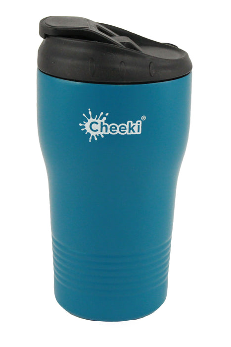 CHEEKI Coffee Cup - 310ml Topaz