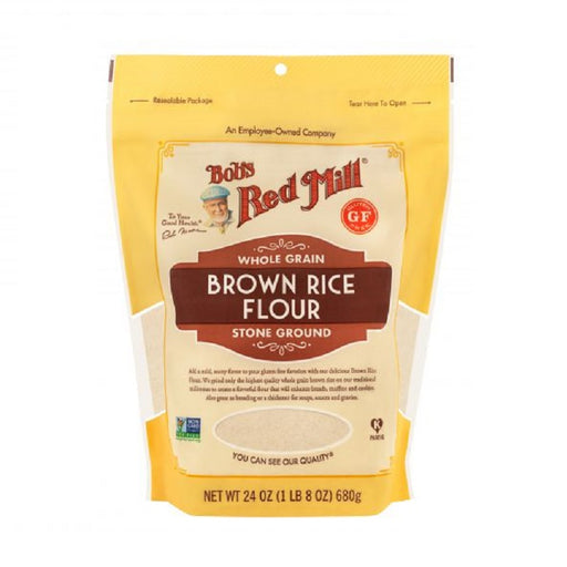 Bob`s Red Mill Wholegrain Brown Rice Flour
