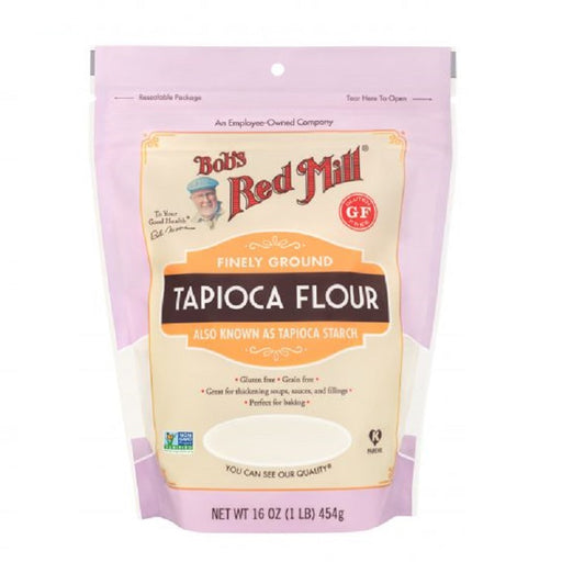 Bob`s Red Mill Whole Tapioca Flour Pouch