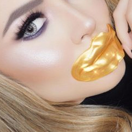 24k Goddess Lip Mask Preview