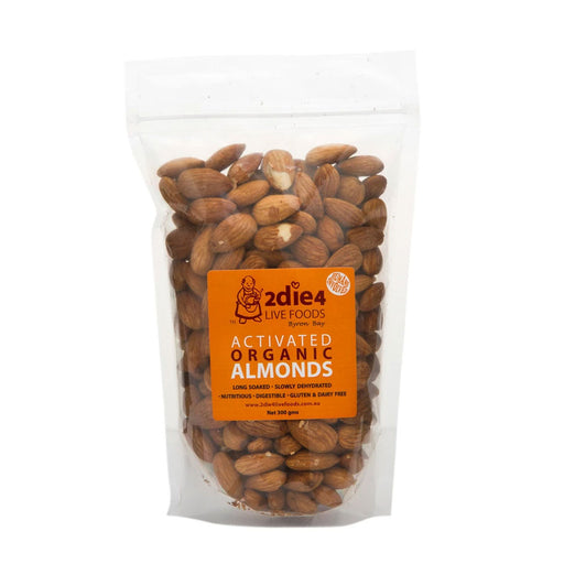 2DIE4 LIVE FOODS Activated Organic Almonds