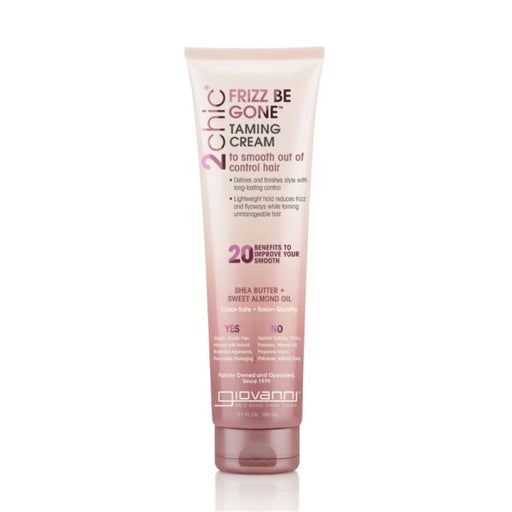 GIOVANNI Taming Cream 2chic Frizz Be Gone (Frizzy Hair) 150ml