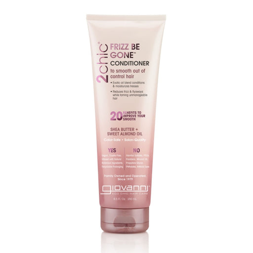 GIOVANNI Conditioner 2chic Frizz Be Gone (Frizzy Hair) 250ml
