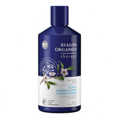 Avalon Organics Active Conditioner Tea Tree Mint Treatment 400mL