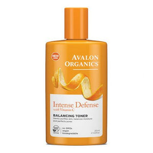 Avalon Organics Vitamin C Facial Balancing Toner 250mL
