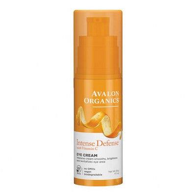 Avalon Organics Vitamin C Revitalising Eye Cream 30mL