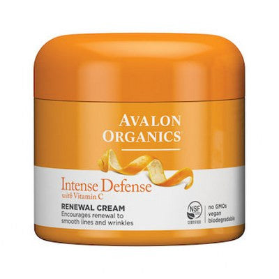 Avalon Organics Vitamin C Renewal Facial Cream 50mL