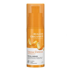 Avalon Organics Vitamin C Vitality Facial Serum 30mL