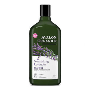 Avalon Organics Hair Shampoo Lavender 325mL