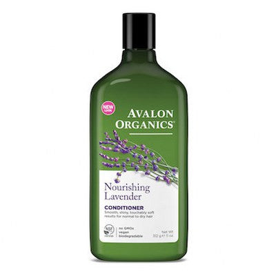 Avalon Organics Hair Conditioner Lavender 325mL