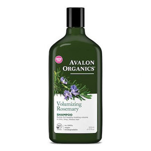 Avalon Organics Hair Shampoo Rosemary 325mL