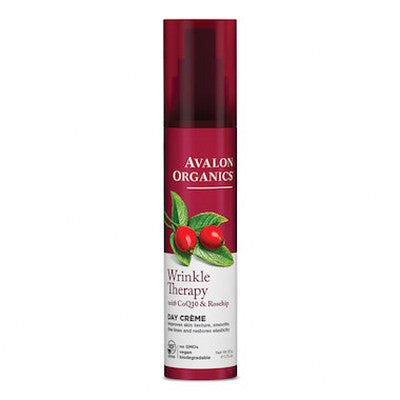 Avalon Organics CoQ10 Wrinkle Defense Cream 50mL