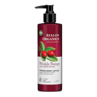 Avalon Organics CoQ10 Ultimate Firming Lotion 235mL