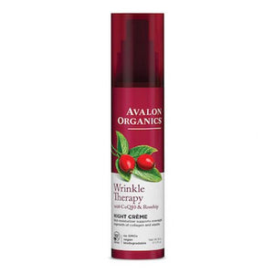 Avalon Organics CoQ10 Wrinkle Defense Night Cream 50mL