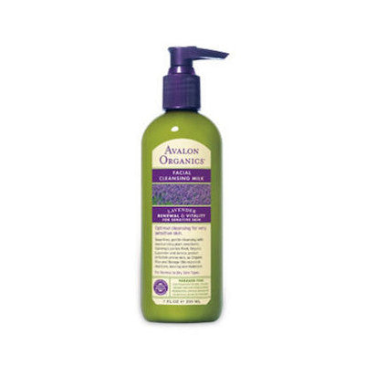 Avalon Organics Lavender Facial Cleansing Milk 200mL