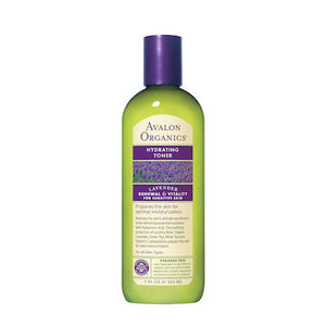 Avalon Organics Lavender Toner Hydrating 200mL