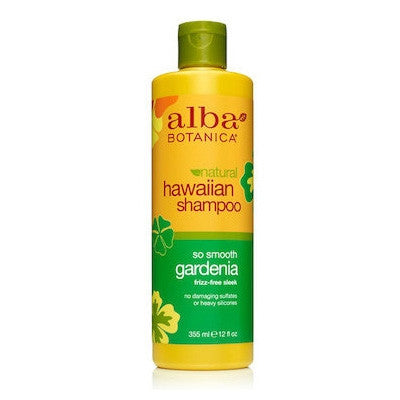 Alba Hawaiian Hydrating Organic Gardenia Hair Shampoo 350mL