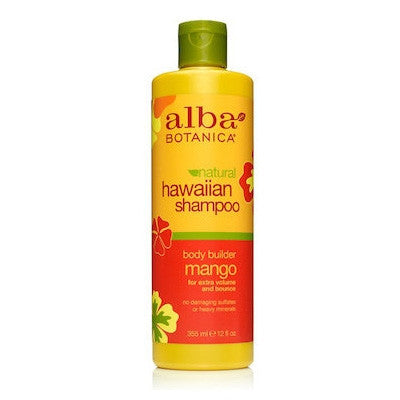 Alba Hawaiian Mango Volume & Bounce Shampoo 355mL