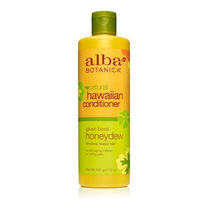 Alba Hawaiian Nourishing Organic Hair Conditioner w Honeydew 340mL