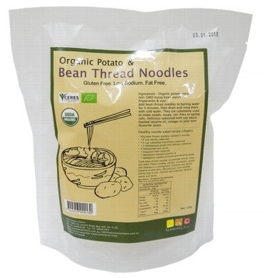 Nutritionist Choice Organic Bean Thread Noodles 135g