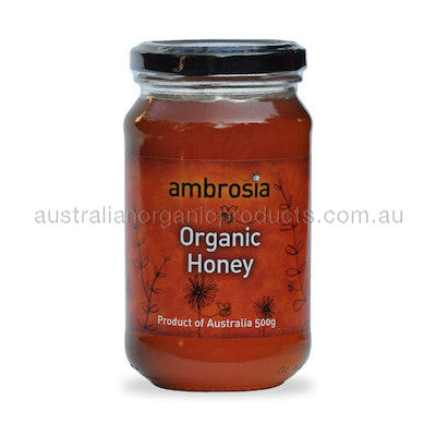 Ambrosia Honey Organic 500g
