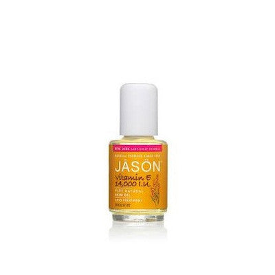 Jason Organic Vitamin E Oil 30mL