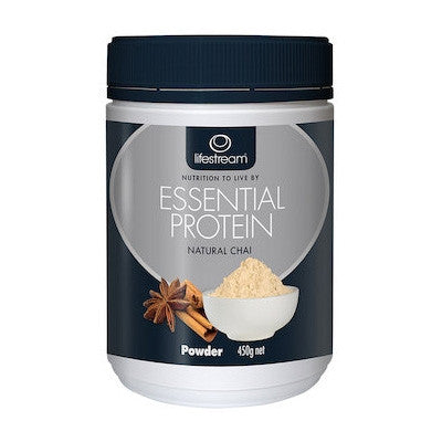 Lifestream Essential Protein Chai 450g
