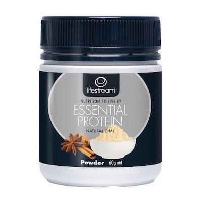 Lifestream Essential Protein Chai 60g