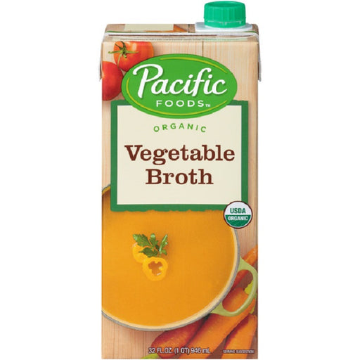 Pacific Foods Organic Vegetable Stock