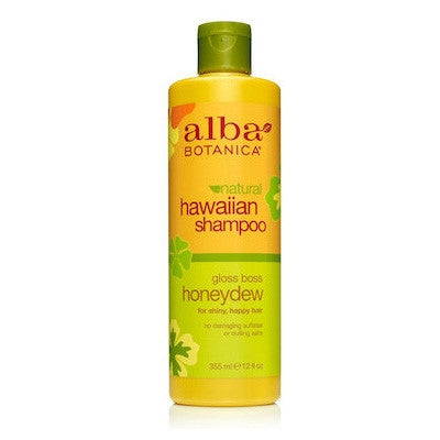 Alba Hawaiian Organic Hair Shampoo Honeydew Nourishing 355mL
