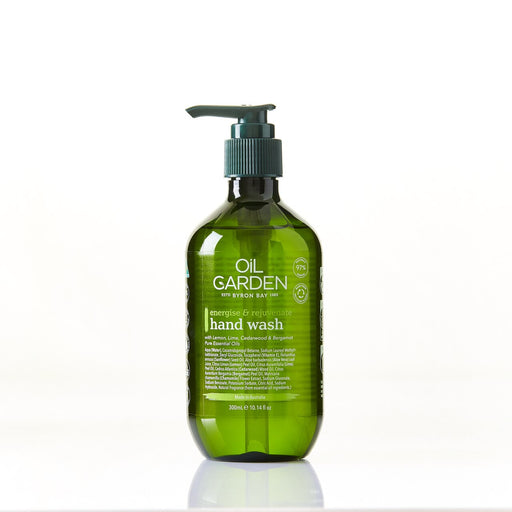 Oil Garden Hand Wash Energise & Rejuvenate